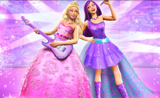 Photo du film barbie la princesse et la popstar photo 2 - Image de barbie ...