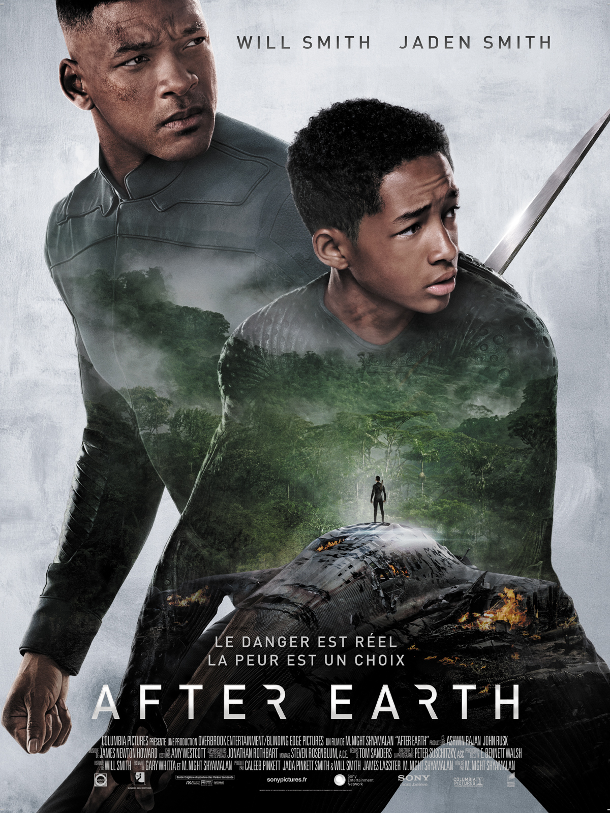 After Earth [MULTI-FRENCH] [DVD-R NTSC]