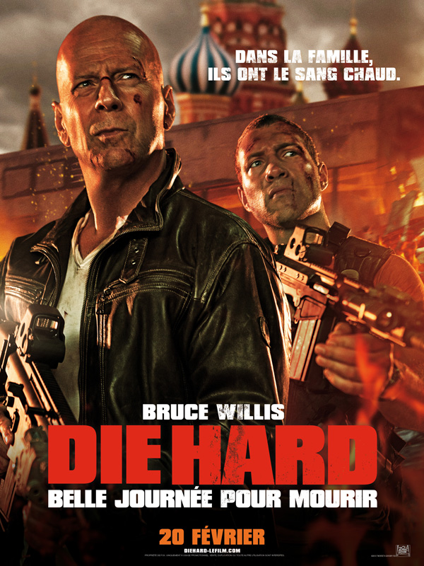 Die Hard : belle journée pour mourir streaming