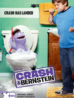 Crash & Bernstein affiche