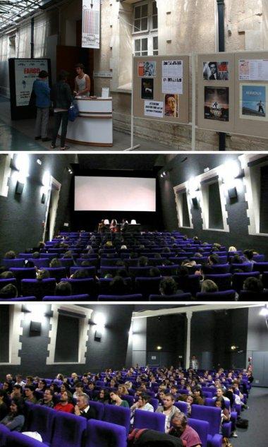 L 39 institut de l 39 image cit du livre cin ma aix en for Seance cinema salon de provence