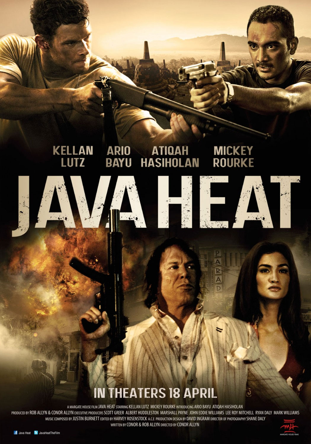 Java Heat  [DVDRIP] FRENCH]  AC3
