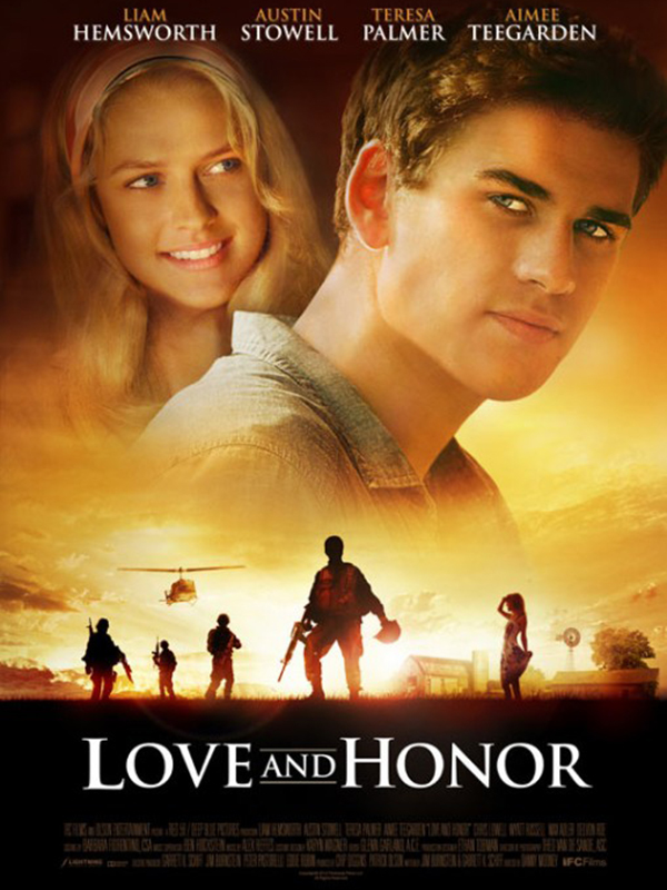 [MULTI]  Love and Honor  [BRRiP] [FRENCH]