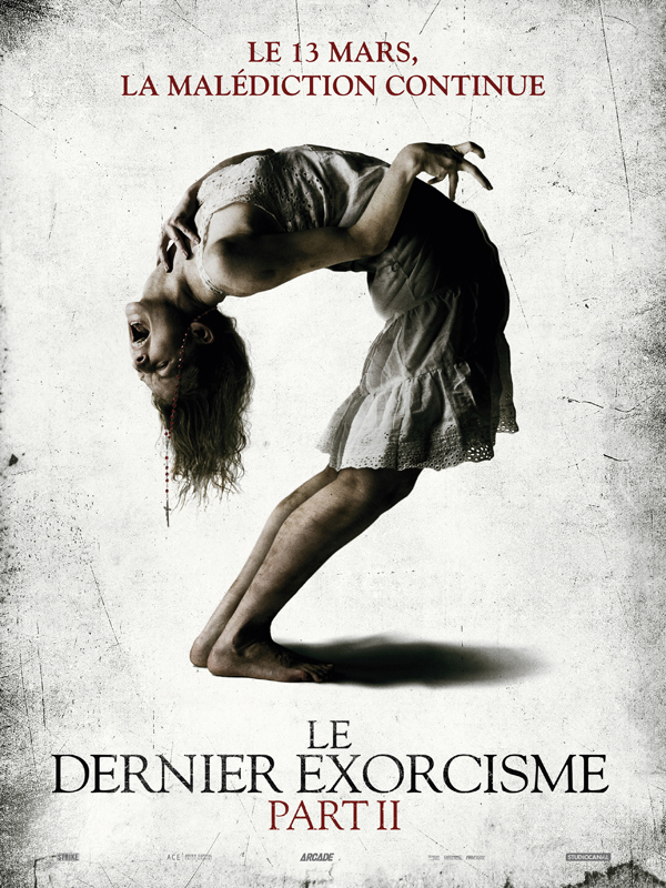 Le Dernier exorcisme : Part II streaming