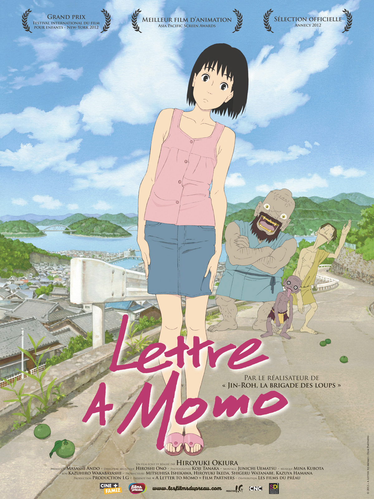 Lettre à Momo streaming