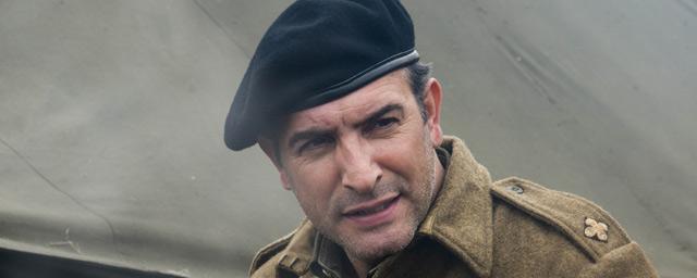 Jean dujardin chez george clooney les 1 res photos for Film jean dujardin 007