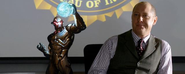Avengers 2 james spader sera plus que la voix du m chant ultron actus cin allocin - Mechant avenger ...