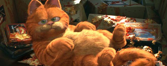 Garfield un film 100 anim en pr paration actus cin allocin - Voix de garfield ...