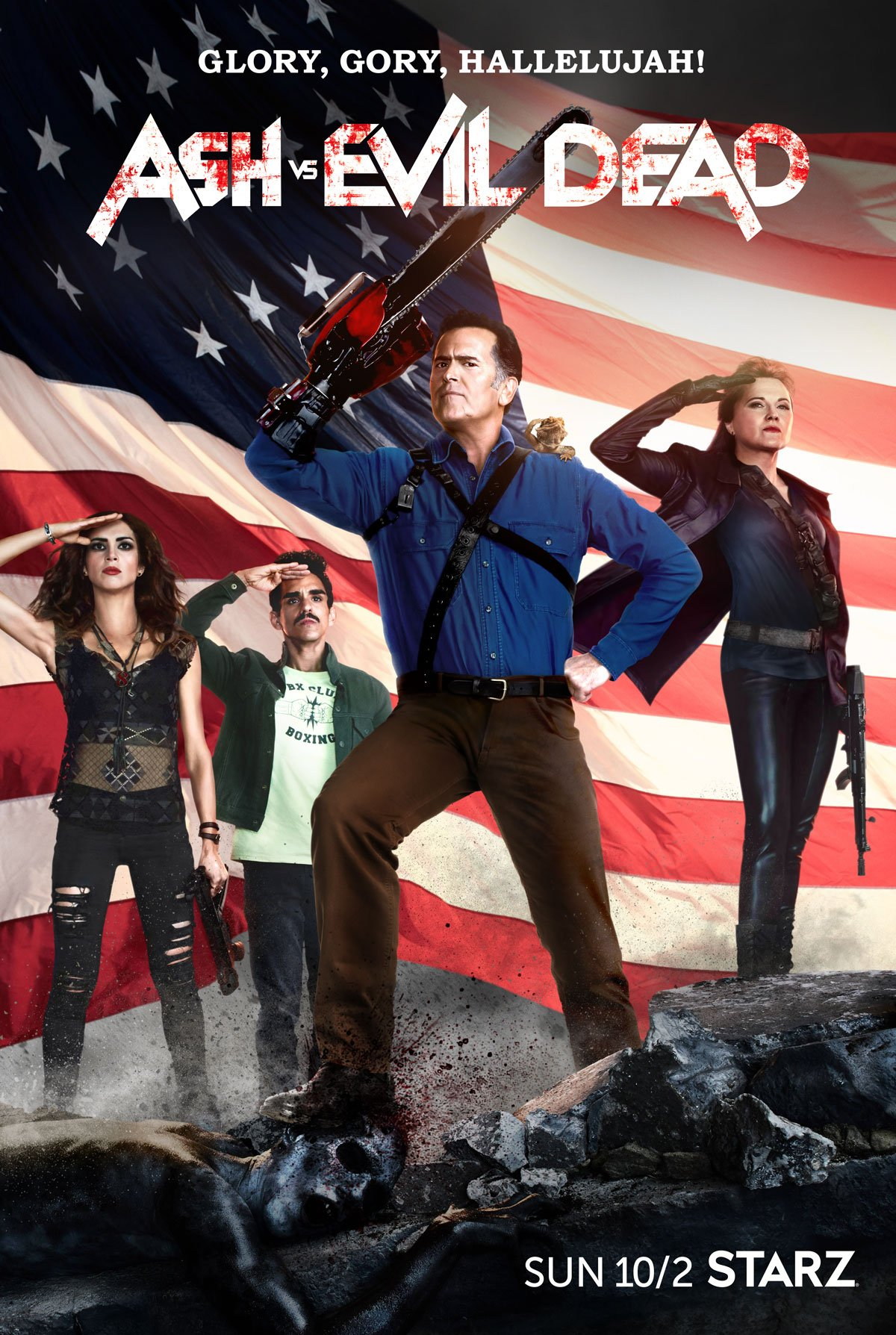 Ash vs Evil Dead - Saison 2 FRENCH WEBRip