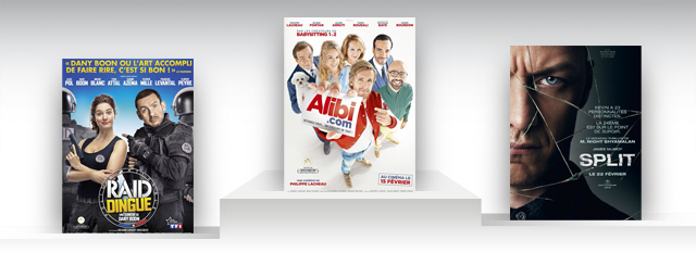 Box office france plus fort que babysitting 2 allocin - Allocine box office france ...