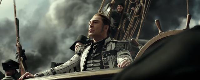 Pirates des Caraïbes 5 : une nouvelle bande-annonce avec Javier Bardem en grand méchant