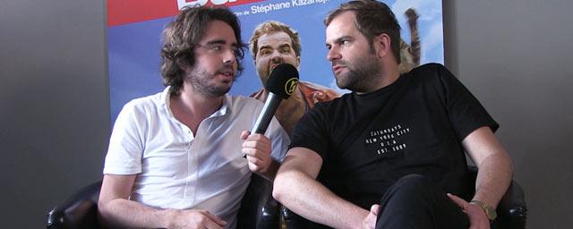 Eric et Quentin débarquent au cinéma avec Bad Buzz : l'interview Vrai ou faux !