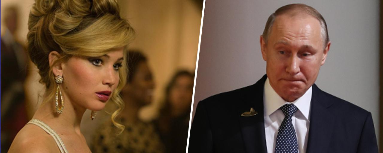 Red Sparrow : le film d'espionnage avec Jennifer Lawrence évite toute référence à Poutine