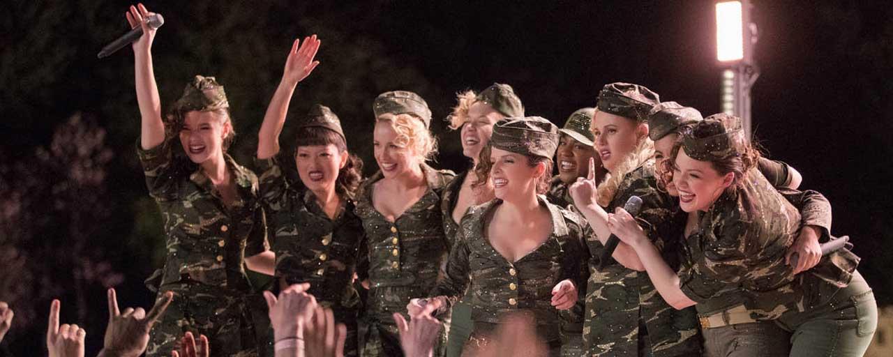 Bande-annonce Pitch Perfect 3 : les Bellas mettent le feu pour leurs adieux