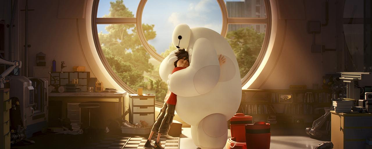 Les Nouveaux Héros: une date de lancement pour la série inspirée du film Disney