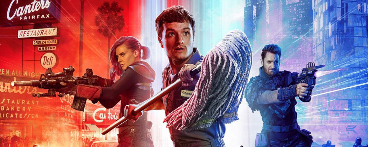 Future Man : que pense la presse américaine de la comédie SF avec Josh Hutcherson ?