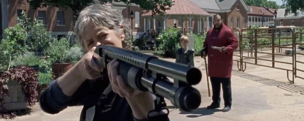 The Walking Dead: une alliée de Negan refait surface dans le teaser du prochain épisode