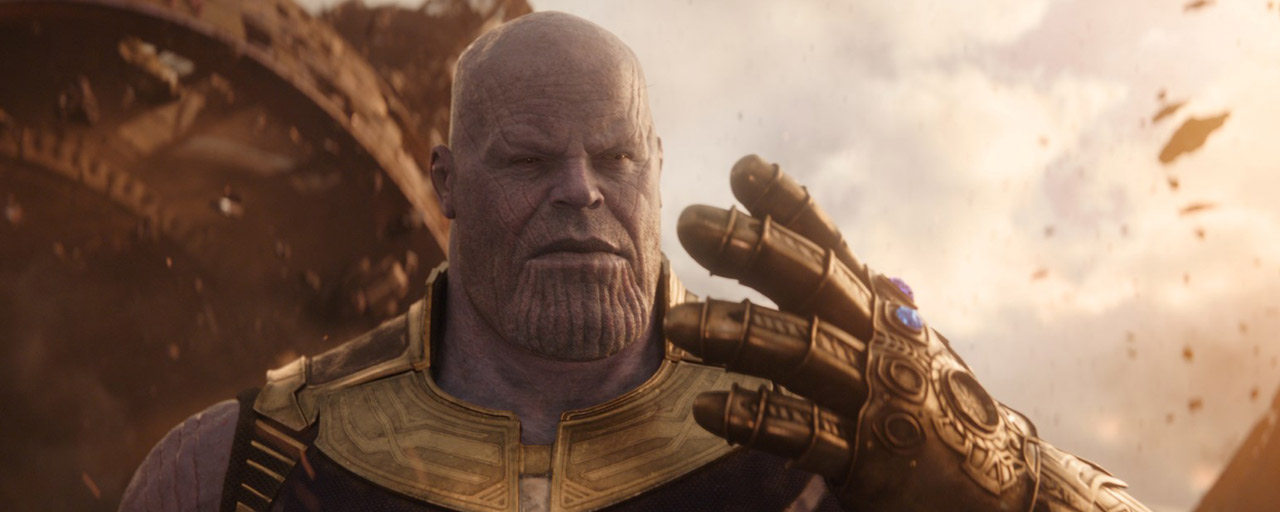 Avengers 3 thanos est le plus grand m chant du marvel cinematic universe selon kevin feige - Mechant avenger ...