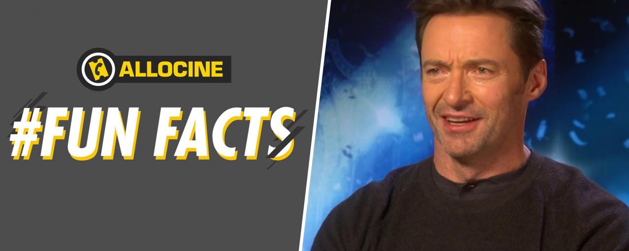 #Fun Facts - Saviez-vous que la femme de Hugh Jackman lui avait conseillé de refuser Wolverine ?