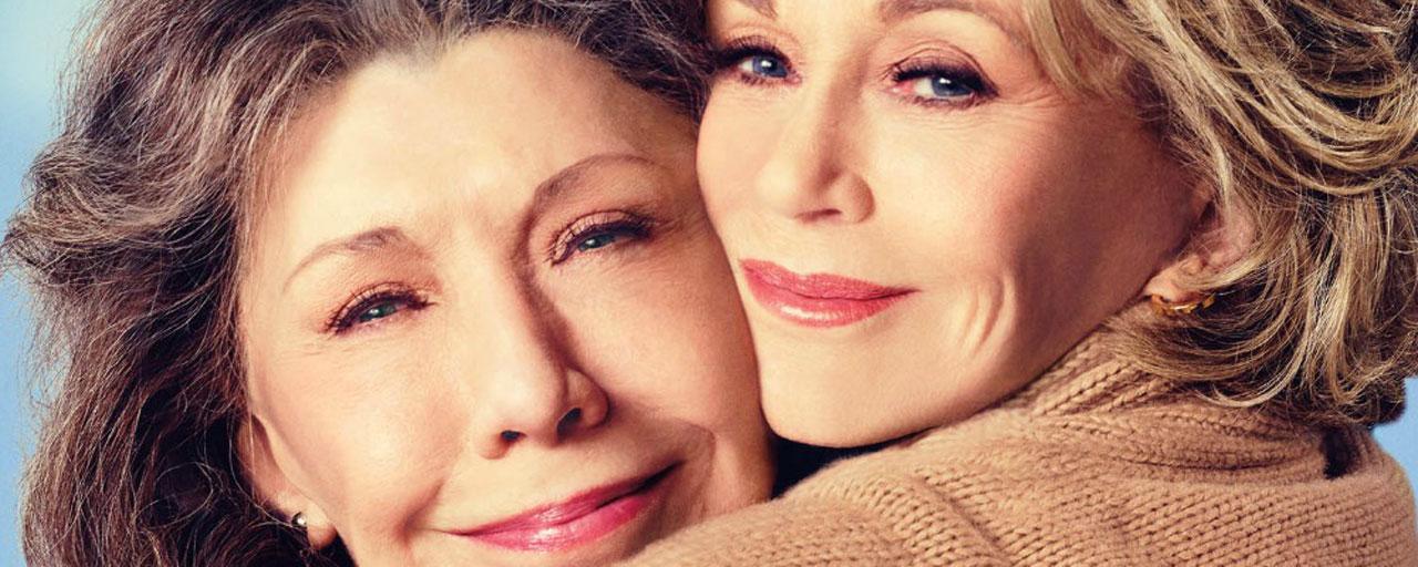 Grace et Frankie renouvelée pour une saison 5