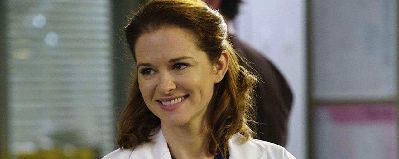 A peine écartée de Grey's Anatomy, Sarah Drew enchaîne avec un nouveau projet !