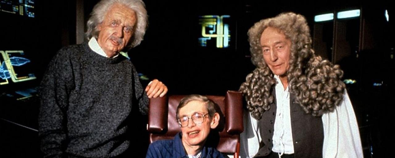 Mort de Stephen Hawking: comment et pourquoi son cameo dans Star Trek a marqué l'Histoire de la série?