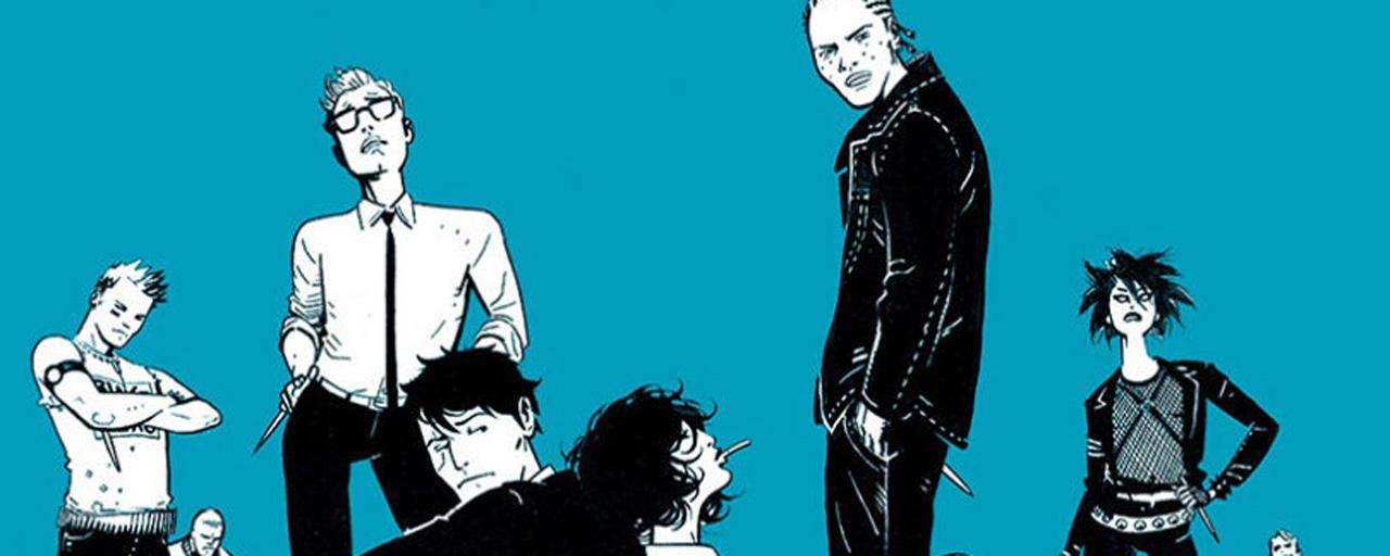 Deadly Class : la série produite par les frères Russo commandée par Syfy