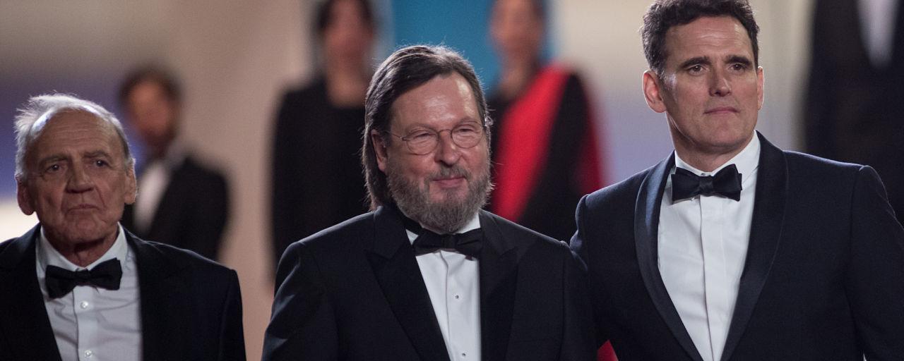 Son retour à Cannes, Hitler, Me Too... Lars von Trier répond à toutes les questions sans filtre