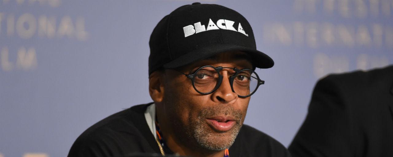 Cannes 2018 : BlacKkKlansman salué par le Grand prix, Spike Lee au micro