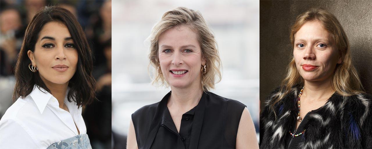 Karin Viard et Leïla Bekhti dans l'adaptation de Chanson douce par Lucie Borleteau