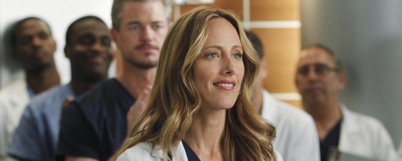 Grey's Anatomy : Kim Raver alias Teddy reviendra à plein temps dans la saison 15