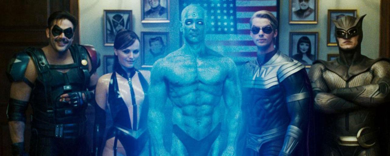 """Watchmen : selon Damon Linfelof, le ton de la série sera """"frais, méchant, électrique, absurde"""""""