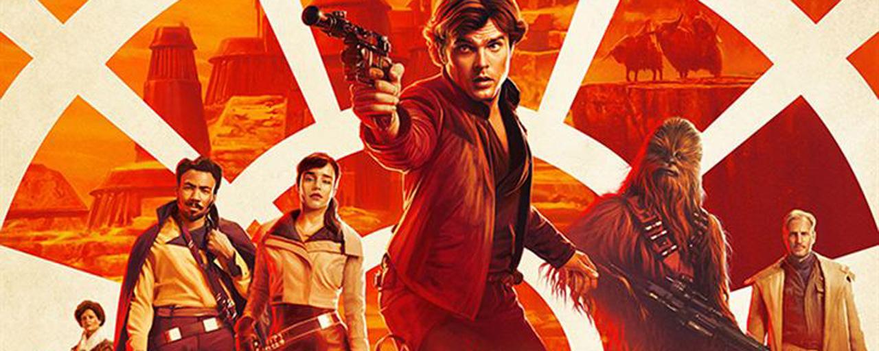 Sorties cinéma : Solo A Star Wars Story prend logiquement les devants