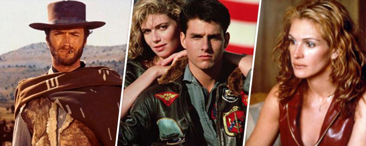 Le Parrain, Top Gun, Le Bon, la brute et le truand… Les films que nos papas nous ont transmis !