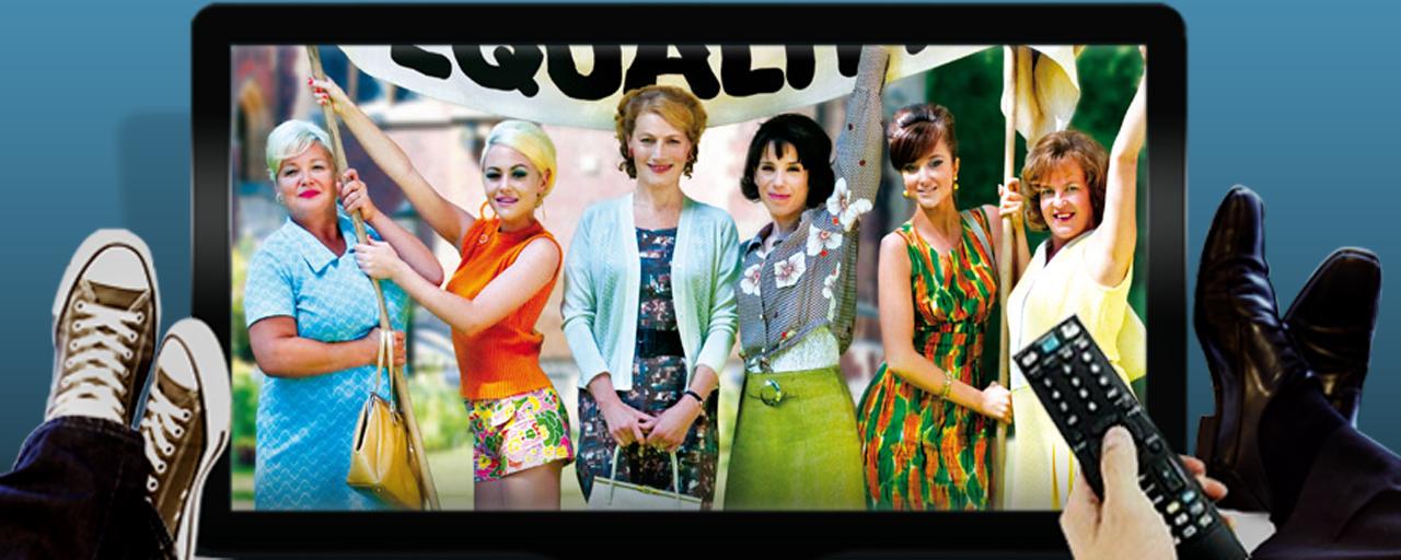 """Ce soir à la télé : on mate """"We Want Sex Equality"""" et """"Harcèlement"""""""