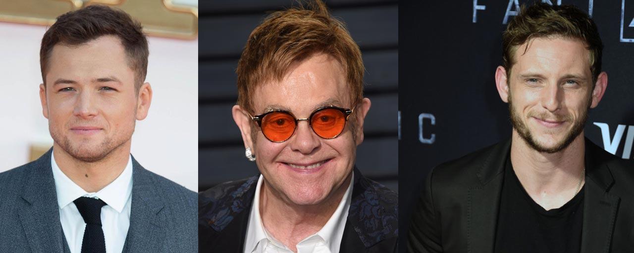Biopic d'Elton John : le tournage de Rocketman commence, avec Jamie Bell au casting ?