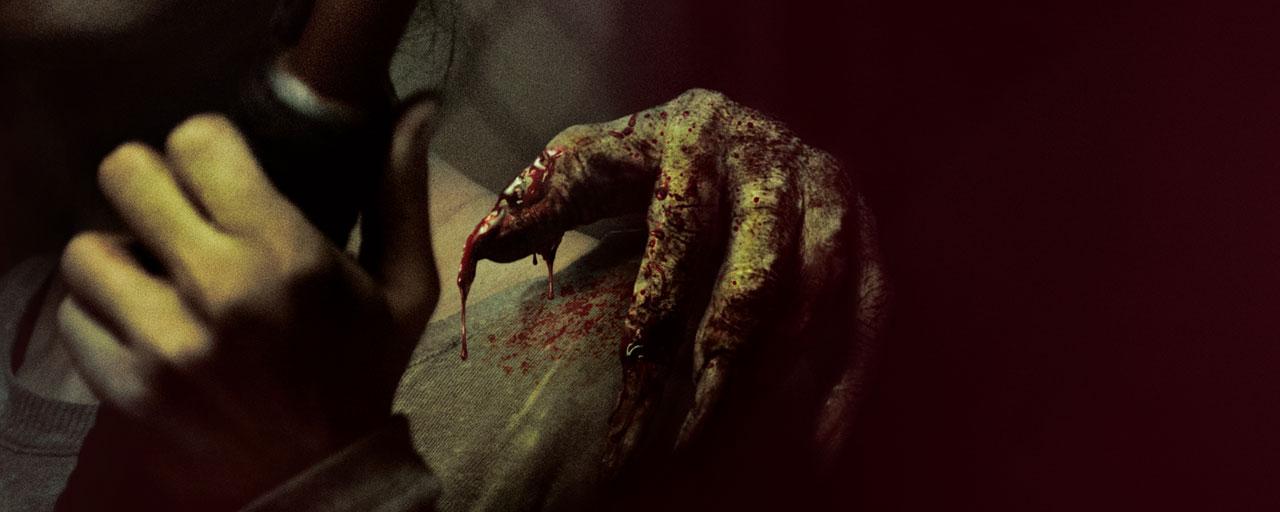 Un trailer pour Ghoul, la première série horrifique Netflix