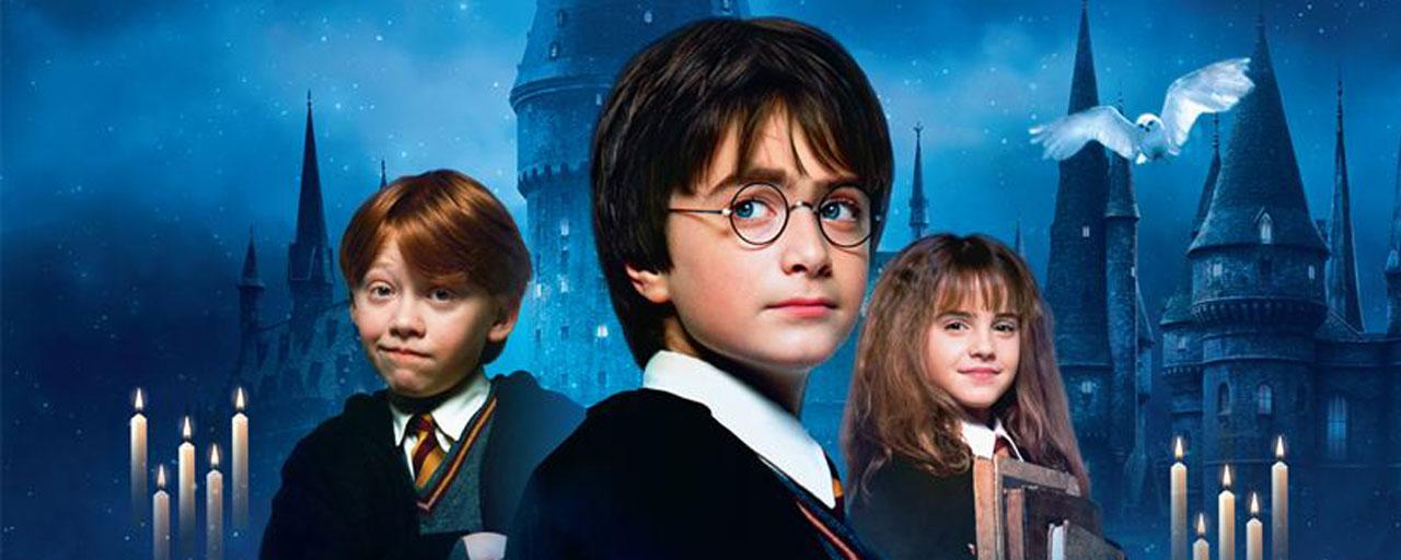Harry Potter A L Ecole Des Sorciers Ressortie En Version