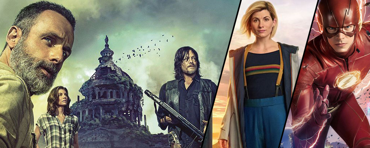 The Walking Dead, Doctor Who, Flash, Vikings... Quelles séries au Comic-Con 2018 ?