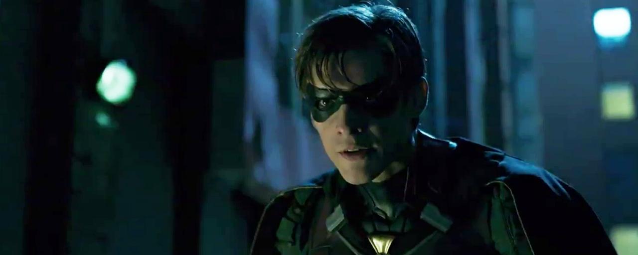 Comic-Con 2018 - Titans : Robin n'a pas besoin de Batman dans la bande-annonce brutale de la série DC Universe