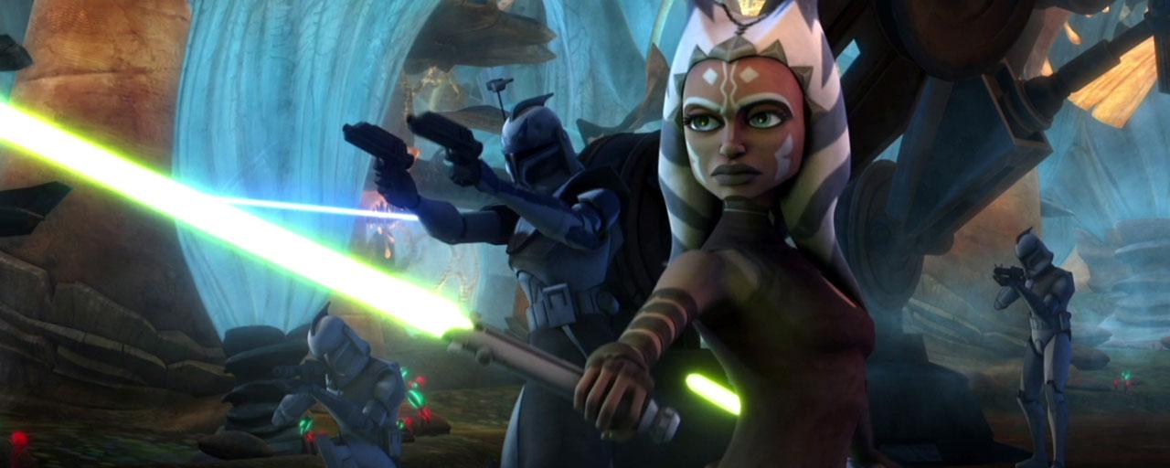 Star Wars : The Clone Wars renaît sur la plateforme Disney avec une 7e saison