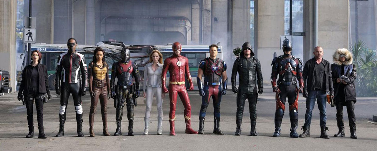 DC's Legends of TomorrowSaison 3 : les super-héros sont de retour sur CStar