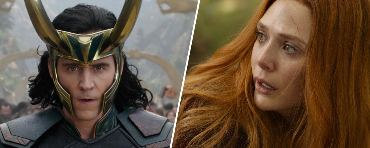 Marvel : des séries sur Loki et Scarlet Witch en préparation pour la plateforme Disney