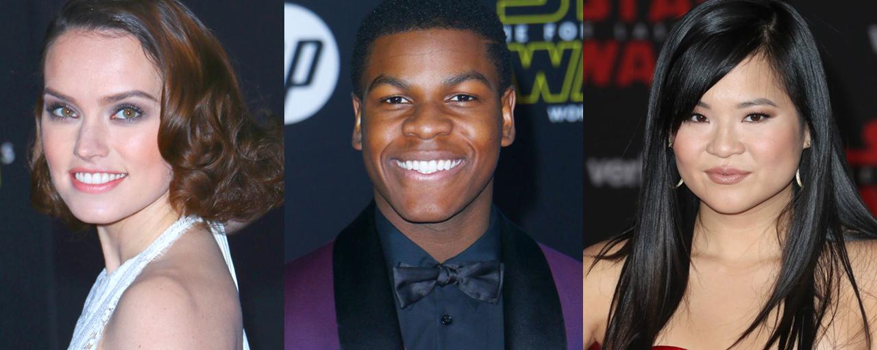 Daisy Ridley, John Boyega, Kelly Marie Tran... : les nouveaux visages de la saga Star Wars côté séries !