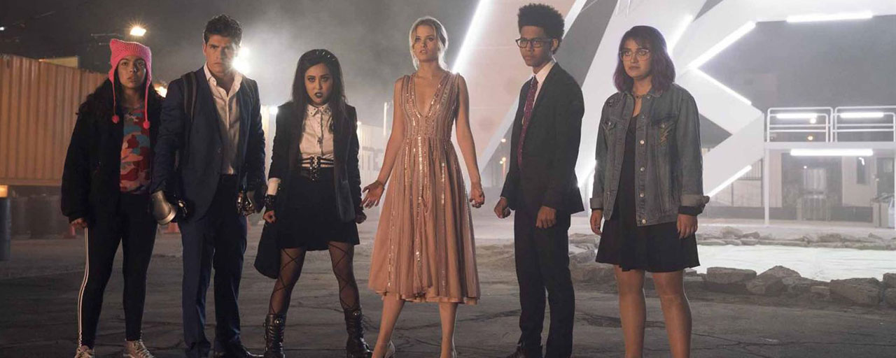 Marvel's Runaways bientôt sur Syfy : les adolescents se rebellent contre leurs parents aux super-pouvoirs