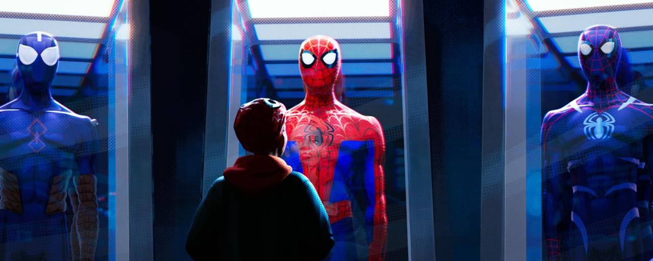 Spider-Cochon, dimensions parallèles... La nouvelle bande-annonce de Spider-Man : New Generation