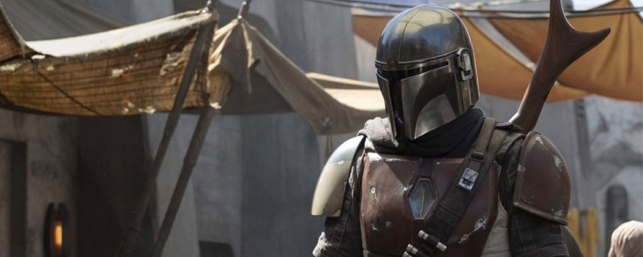 Star Wars : George Lucas visite le tournage de The Mandalorian