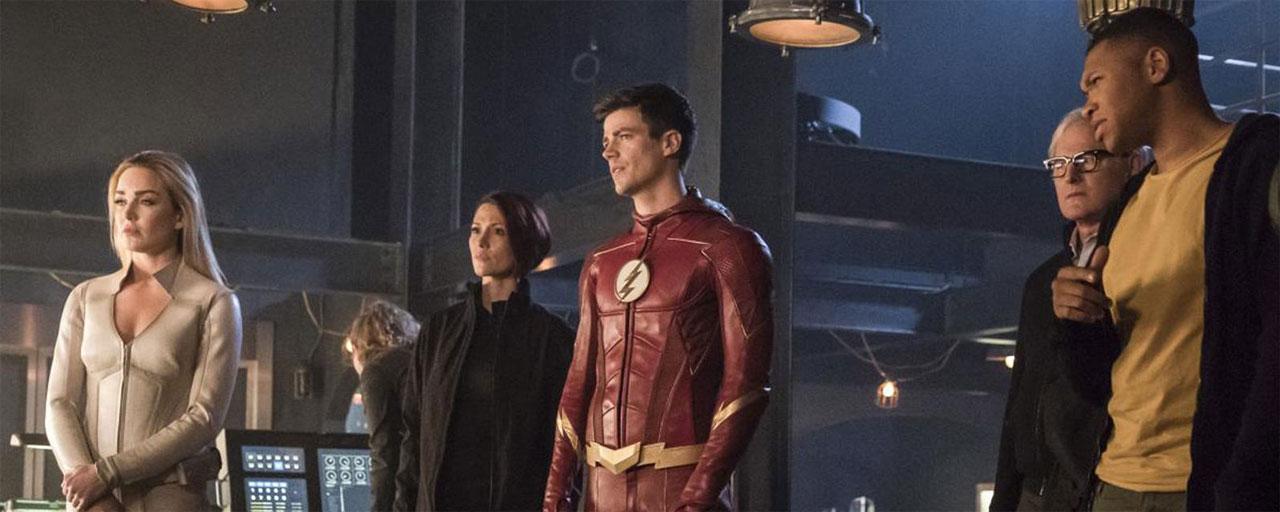 Arrow, Flash, Charmed, Roswell : la CW dévoile les premières images pour 2019