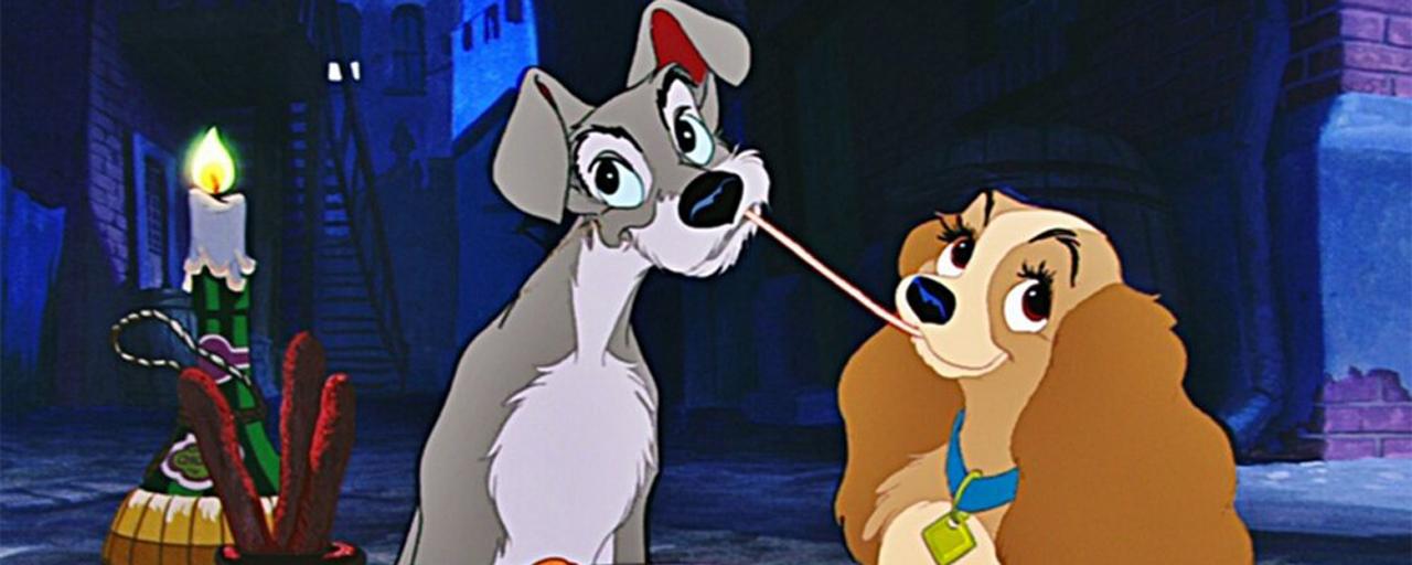 La Belle et le clochard: pas d'images de synthèses pour l'adaptation live, mais des vrais chiens!