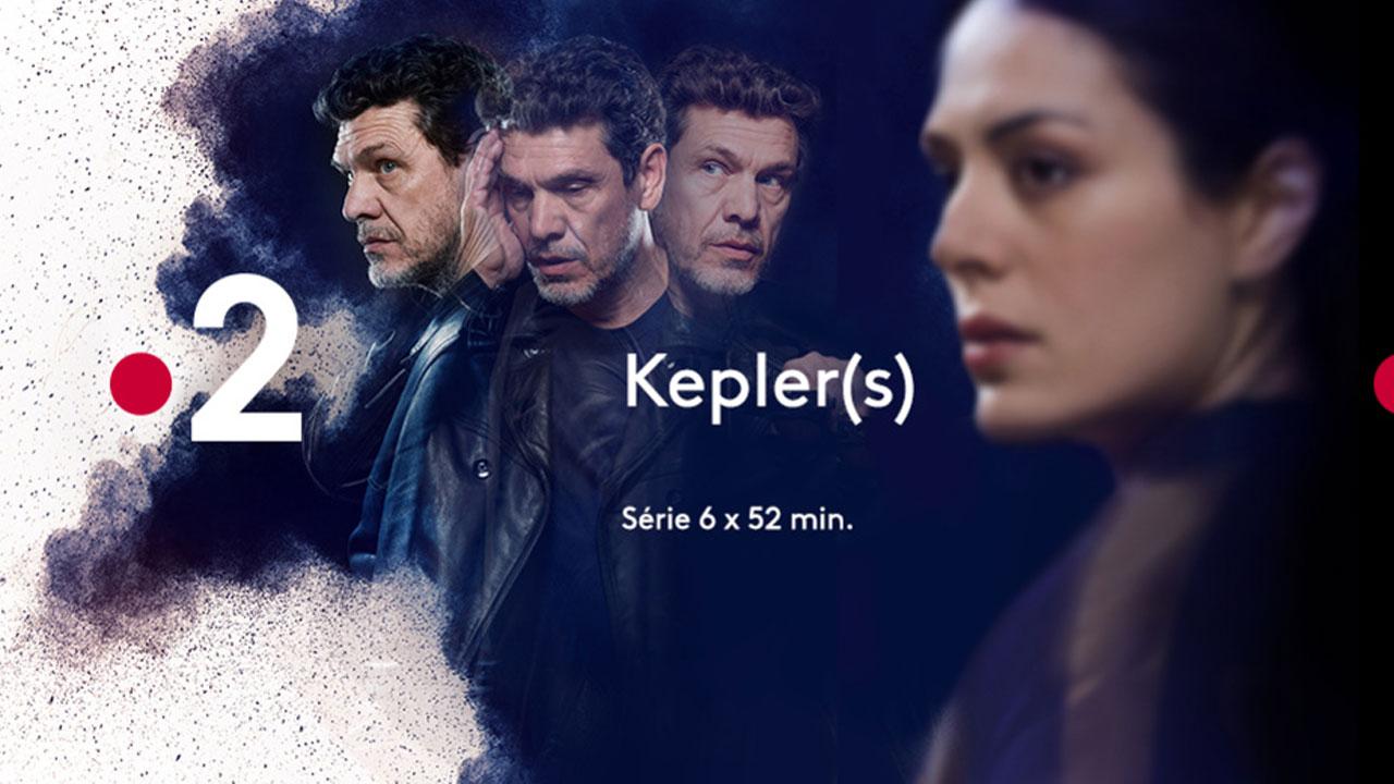 Kepler(s) : la série policière avec Marc Lavoine arrive sur France 2 en mars